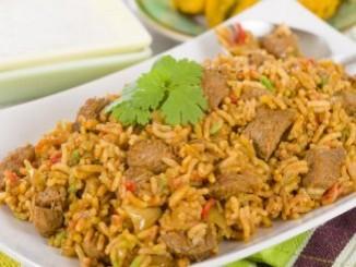 طريقة عمل وتحضير الأرز البخارى