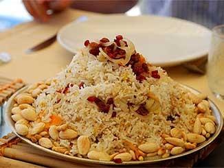 طريقة عمل وتحضير أرز بالخلطة