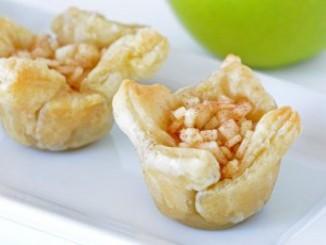 طريقة عمل وتحضير باف بالتفاح