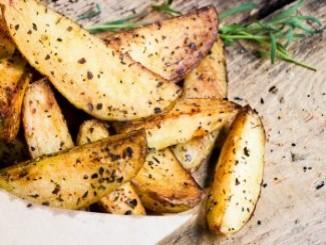 طريقة عمل وتحضير بطاطس ودجيز