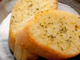 طريقة عمل وتحضير خبز بالثوم
