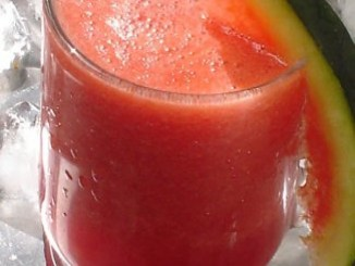 طريقة عمل وتحضير عصير البطيخ باللبن