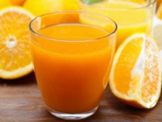 طريقة عمل وتحضير عصير البرتقال بالجزر