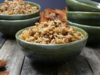 طريقة عمل وتحضير أرز بالقرفة