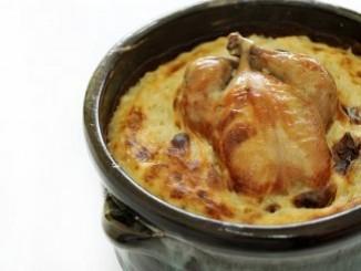 طريقة عمل وتحضير أرز معمر بالدجاجر بالدجاج