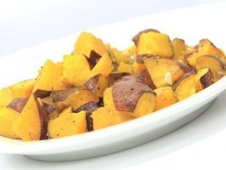 طريقة عمل وتحضير مكعبات البطاطا الدافئة