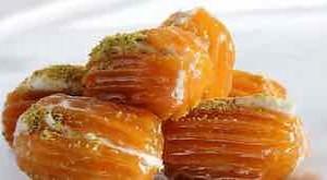 وصفة حلويات بلح الشام على الطريقة المصرية