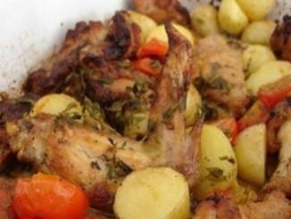 طريقة عمل وتحضير الدجاج على الطريقة اللبنانية
