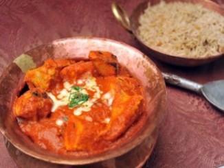 طريقة عمل وتحضير دجاج على الطريقة الهندية