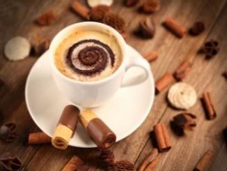 طريقة عمل وتحضير قهوة بالقرفة