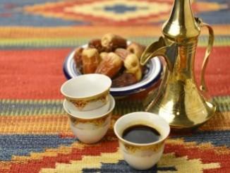 طريقة عمل وتحضير مشورب القهوة على الطريقة العربية