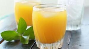 طريقة عمل عصير المانجو